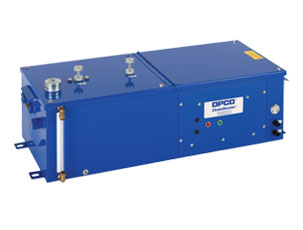 OPCO E-Series all-electric automatic conveyor lubrication systems