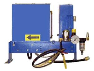 OPCO Model OP-37A Drop finger conveyor chain pin oiler