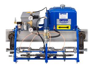 OPCO OP-4A overhead conveyor chain oiler equipment